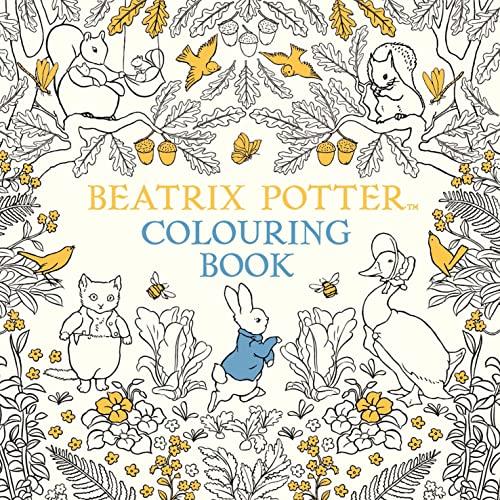 The Beatrix Potter Colouring Book von Beatrix Potter