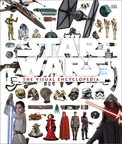 Star Wars The Visual Encyclopedia von Cole Horton