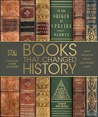 Books That Changed History: From the Art of War to Anne Frank's Diary by DK