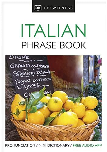 Eyewitness Travel Phrase Book Italian By DK