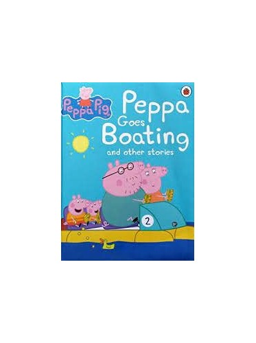 Peppa Goes Boating and Other Stories