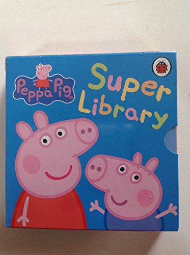 Peppa Pig: Super Library By Ladybird