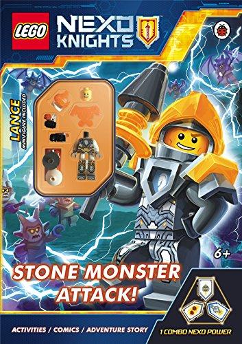 LEGO NEXO KNIGHTS: Stone Monster Attack! By LEGO (R) NEXO KNIGHTS (TM)