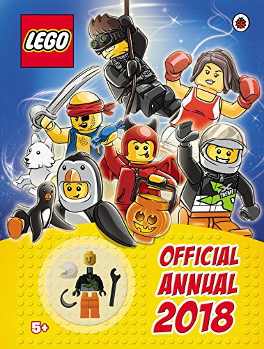 LEGO Official Annual 2018 by