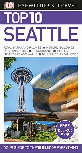DK Eyewitness Top 10 Seattle By DK Publishing