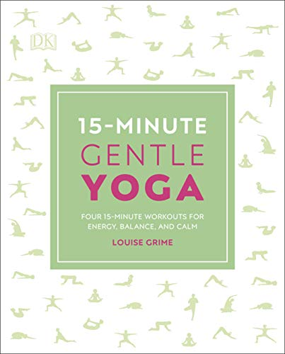 15-Minute Gentle Yoga By Louise Grime
