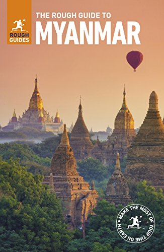 The Rough Guide to Myanmar (Burma) (Travel Guide) By Gavin Thomas