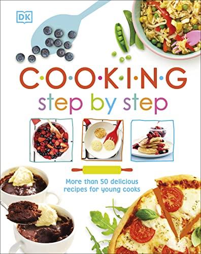 Cooking Step By Step von DK