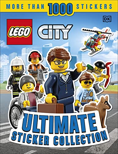 LEGO City Ultimate Sticker Collection By DK
