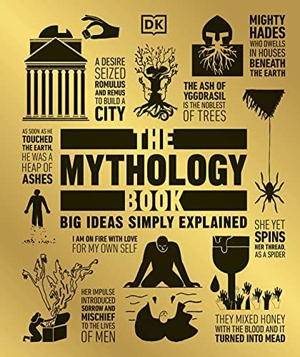 The Mythology Book By DK
