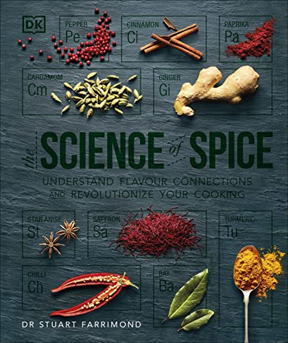The Science of Spice By Dr. Stuart Farrimond