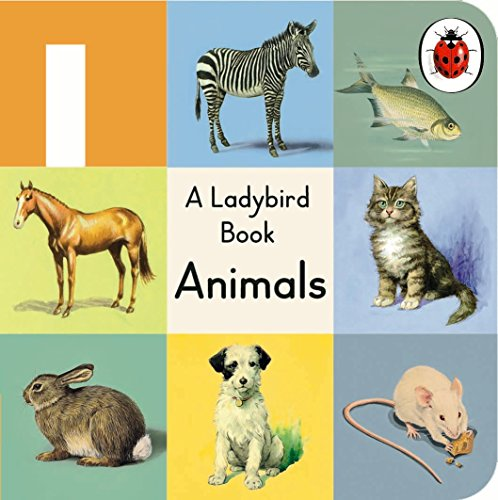 Ladybird Buggy Book: Animals A Ladybird Buggy Book: Animals