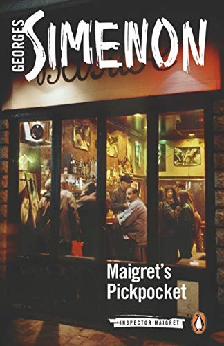 Maigret's Pickpocket By Georges Simenon