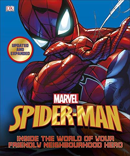 Spider-Man Inside the World of Your Friendly Neighbourhood Hero von DK