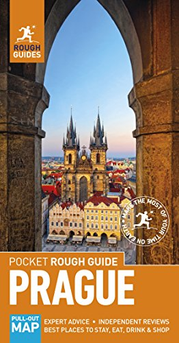 Pocket Rough Guide Prague (Travel Guide) By Rough Guides