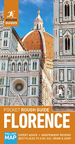 Pocket Rough Guide Florence (Pocket Rough Guides) By Rough Guides