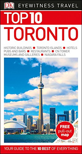 Top 10 Toronto (DK Eyewitness Travel Guide) By DK Travel
