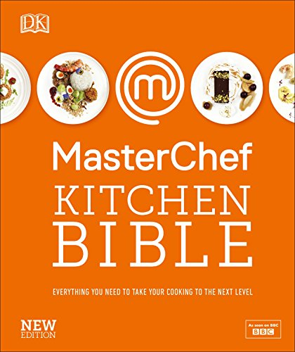 MasterChef Kitchen Bible New Edition By DK