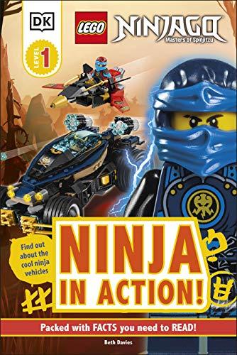 LEGO NINJAGO Ninja in Action! von Beth Davies