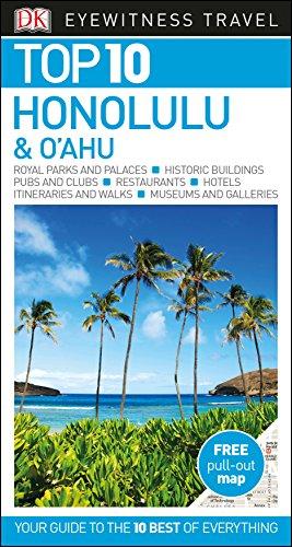 Top 10 Honolulu and O'ahu By DK Eyewitness