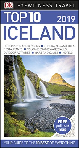 Top 10 Iceland: 2019 (DK Eyewitness Travel Guide) By DK Travel