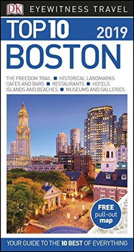 Top 10 Boston: 2019 (DK Eyewitness Travel Guide) By DK Travel
