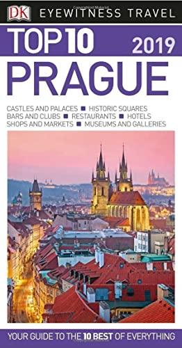 Top 10 Prague: 2019 (DK Eyewitness Travel Guide) By DK Travel
