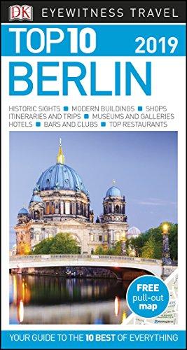DK Eyewitness Top 10 Berlin By DK Eyewitness