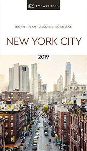 DK Eyewitness New York City By DK Eyewitness