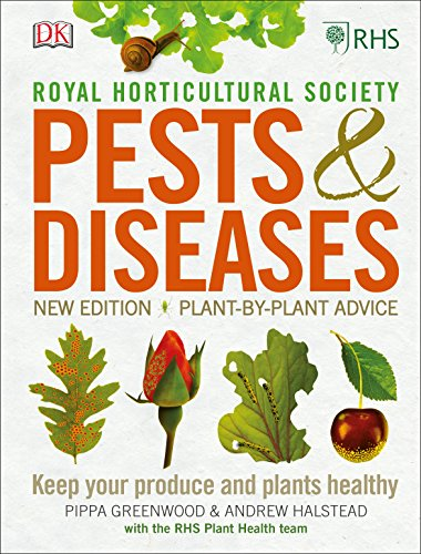 RHS Pests & Diseases By Andrew Halstead