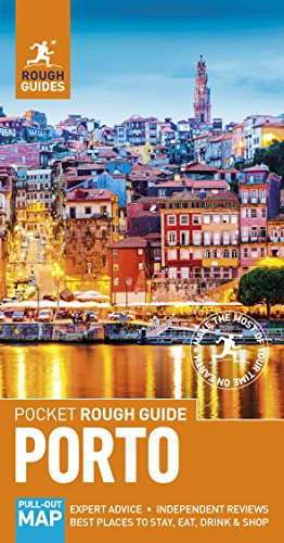 Pocket Rough Guide Porto (Travel Guide) By Rough Guides