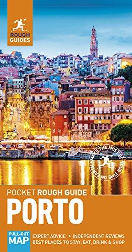 Pocket Rough Guide Porto (Pocket Rough Guides) By Rough Guides