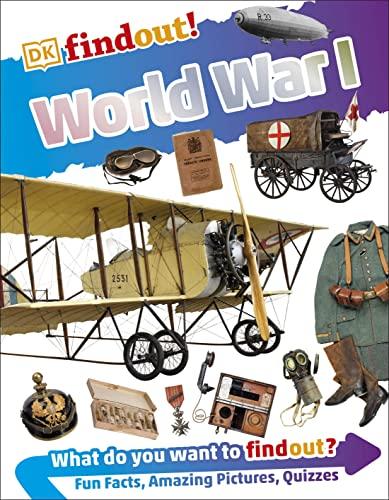 DKfindout! World War I By DK