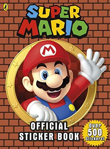 Super Mario: Official Sticker Book By Super Mario