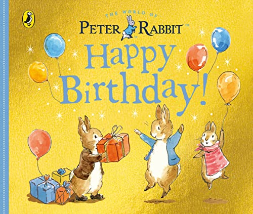 Peter Rabbit Tales - Happy Birthday By Beatrix Potter