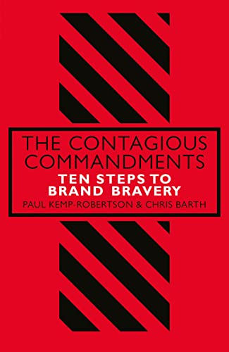 The Contagious Commandments By Paul Kemp-Robertson