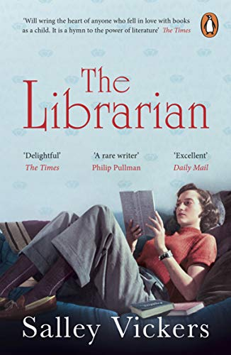 The Librarian: The Top 10 Sunday Times Bestseller By Salley Vickers
