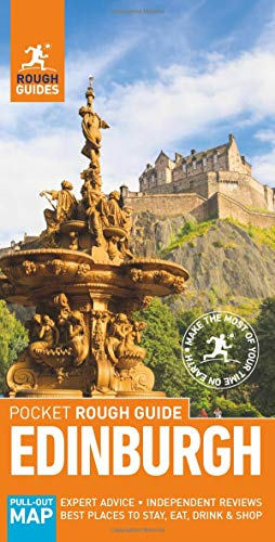 Pocket Rough Guide Edinburgh (Travel Guide) By Rough Guides
