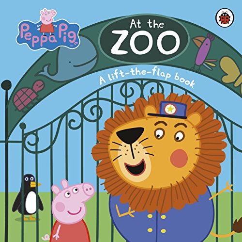 Peppa Pig: At the Zoo By Peppa Pig