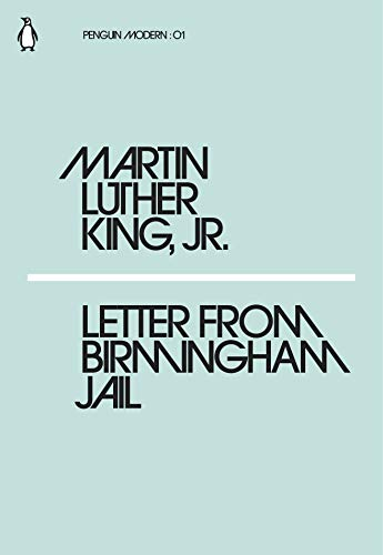 Letter from Birmingham Jail (Penguin Modern) By Martin Luther King, Jr.