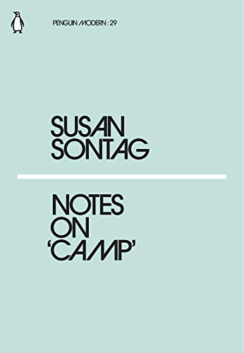 Notes on Camp (Penguin Modern) By Susan Sontag