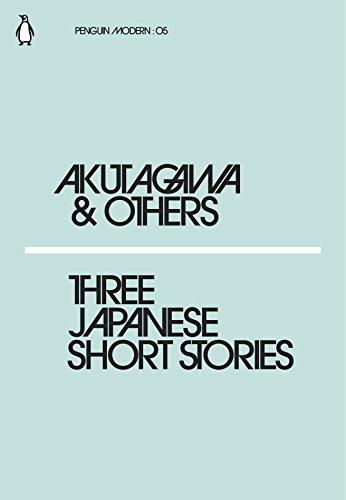 Three Japanese Short Stories (Penguin Modern)