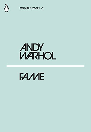 Fame (Penguin Modern) By Andy Warhol