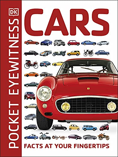Pocket Eyewitness Cars By DK