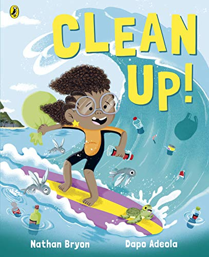 Clean Up! By Dapo Adeola
