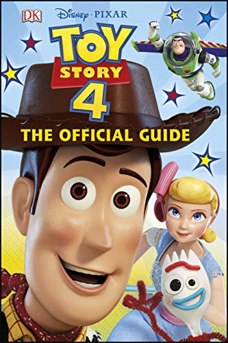 Disney Pixar Toy Story 4 The Official Guide By DK