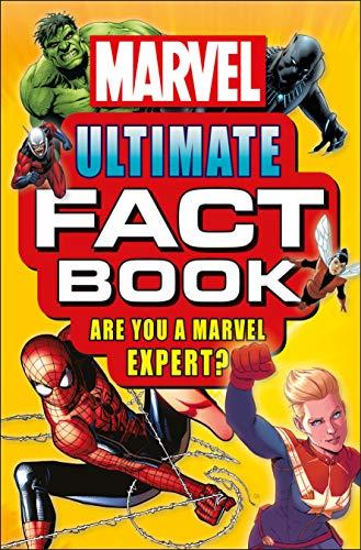 Marvel Ultimate Fact Book By Melanie Scott