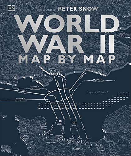 World War II Map by Map By DK