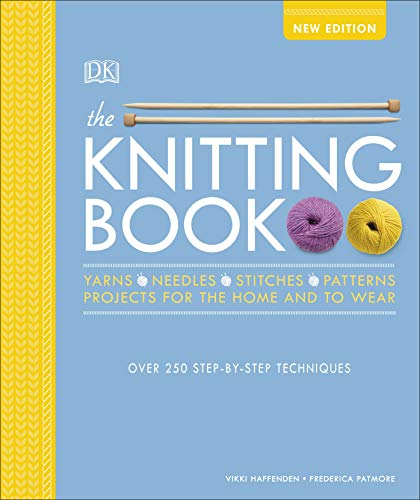 The Knitting Book By Vikki Haffenden