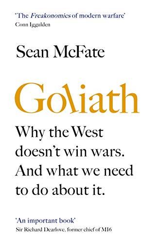 Goliath By Sean McFate